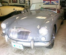 FOR SALE: 1960 MG MGA IN RYE, NEW HAMPSHIRE
