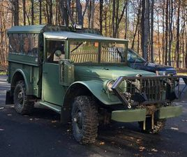 1953 DODGE POWER WAGON M 37