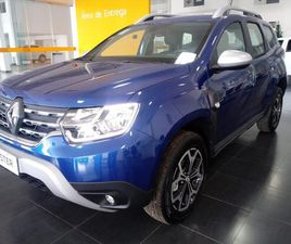 DUSTER 1.6 16V SCE FLEX ICONIC X-TRONIC - R$ 103.990,00
