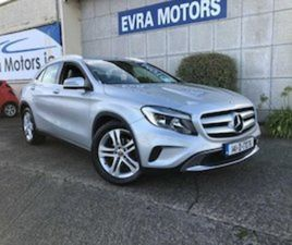 MERCEDES-BENZ GLA-CLASS 220 CDI URBAN 5DR AUTO FOR SALE IN DUBLIN FOR €17950 ON DONEDEAL
