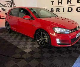 VOLKSWAGEN GOLF, 2014 VW GOLF GTD MK7 FOR SALE IN DERRY FOR £10,495 ON DONEDEAL