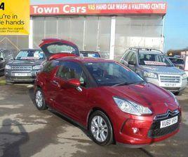 CITROEN DS3 DESIGN 3 DOOR