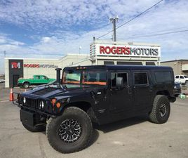 USED 1998 HUMMER H1 - COMPLETELY RECONDITIONED
