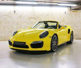 PORSCHE 911 (991) CABRIOLET 3.8 560 TURBO S