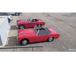 AUSTIN HEALEY SPRITE MK2 1961