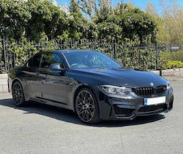 2017 BMW M4 F82 COUPE COMPETITION PACK CONVERTIBLE FOR SALE IN DUBLIN FOR €61990 ON DONEDE