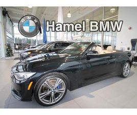 BMW 4 SERIES 2016 428I XDRIVE CABRIOLET 2 PORTES