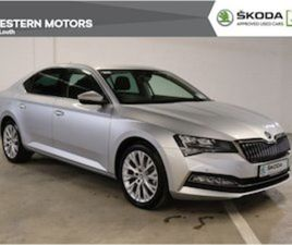 SKODA SUPERB STY 1.4TSI 218HP IV 4DR FOR SALE IN LOUTH FOR €39495 ON DONEDEAL