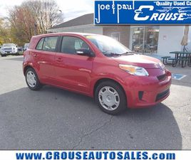 2008 SCION XD BASE