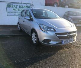 OPEL CORSA CORSA-E E 1.4 I 75PS 5DR FOR SALE IN CORK FOR €10,850 ON DONEDEAL