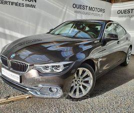 BMW SÉRIE 4 GRAN COUPE 420DA XDRIVE 190CH LUXURY EURO6C