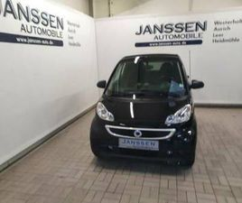 SMART FORTWO CABRIO SOFTTOUCH PASSION