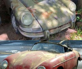 OLD PORSCHE 356-911-TURBO 1940-1998 ANY CONDITION WANTED! | CLASSIC CARS | CITY OF TORONTO