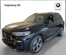 >BMW X7 XDRIVE 40D STEPTRONIC