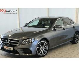 MERCEDES-BENZ E-CLASS E220D AMG LINE EDITION FOR SALE IN WESTMEATH FOR €49,900 ON DONEDEAL