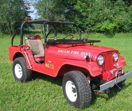 1960 WILLYS JEEP CJ - 5 | CLASSIC CARS | CORNWALL | KIJIJI