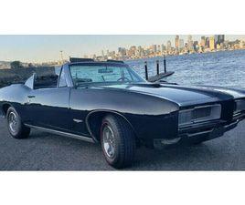 WANTED ; 1968 PONTIAC GTO CONVERTIBLE | CLASSIC CARS | WINDSOR REGION | KIJIJI