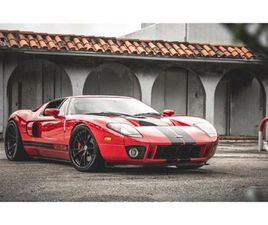 FOR SALE: 2006 FORD GT IN CADILLAC, MICHIGAN