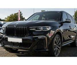 BMW X7 M50DA 4X4, SUV O PICKUP DE SEGUNDA MANO EN MADRID | AUTOCASION