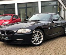 BMW Z4 COUPE 3.0SI VOLLAUSSTATTUNG, M-TECHNIK