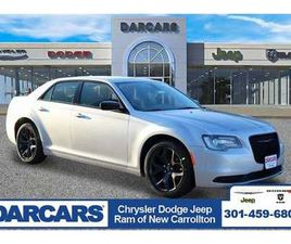 BRAND NEW SILVER COLOR 2021 CHRYSLER 300 TOURING FOR SALE IN NEW CARROLLTON, MD 20784. VIN