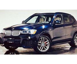 USED 2017 BMW X3 XDRIVE28I|MPKG|TEXT.US|647.678.7778| MSPORT|NAVI|PANOROOF|AMBIENT LIGHTS|