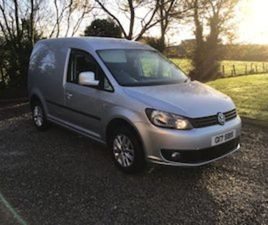 2013 CADDY HIGH LINE FOR SALE IN ARMAGH FOR £4950 ON DONEDEAL