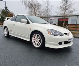 USED 2003 HONDA INTEGRA TYPE R DC5 WITH C PACK COUPE 81,389 MILES IN WHITE FOR SALE | CARS