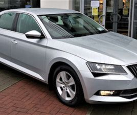 SKODA SUPERB AMBITION 2.0TDI 150 BHP BLUETOOTH FOR SALE IN ROSCOMMON FOR €18495 ON DONEDEA