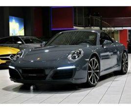 911 CARRERA CABRIOLET 3.0I 370 PDK