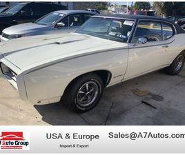 FOR SALE: 1969 PONTIAC GTO IN HOLLY HILL, FLORIDA