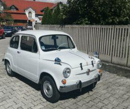 FIAT ZASTAVA 750