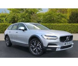 VOLVO V90CC D4 AWD CROSS COUNTRY PLUS AUTO(XENIUM PACK, WINTER PACK, CD PLAYER) 2.0 5DR