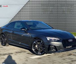 AUDI AUDI A5 COUPE EDITION 1 35 TFSI 150 PS S TRONIC 2.0 2DR