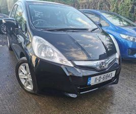 HONDA FIT, 2011 PREMIUM NAVIGATION FOR SALE IN DUBLIN FOR €6799 ON DONEDEAL