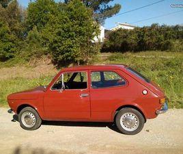 FIAT 127 MK1 1º SÉRIE