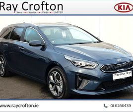 KIA CEED ALL NEW CEED SW 1.6 PHEV FOR SALE IN KILDARE FOR €33,750 ON DONEDEAL