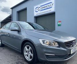 VOLVO S60 52 BUSINESS EDITION D2 120 DRIVE-E ST FOR SALE IN DONEGAL FOR €12945 ON DONEDEAL