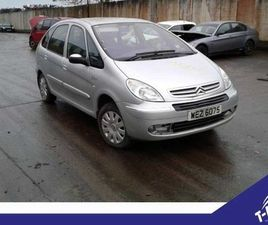 CITROEN XSARA PICASSO, 2008 BREAKING FOR PARTS FOR SALE IN ARMAGH FOR €UNDEFINED ON DONEDE