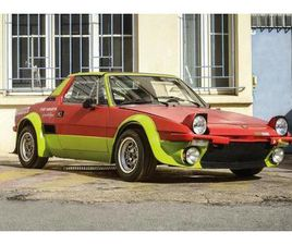 FIAT X1/9 ABARTH 1974 - FRANCJA   GIELDA KLASYKÓW