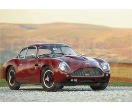 ASTON MARTIN DB4 GT ZAGATO 1961 - UK | GIELDA KLASYKÓW