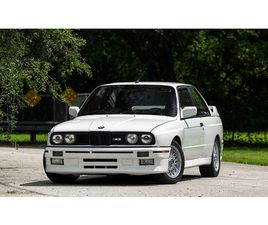 BMW M3 E30 1990 - USA | GIELDA KLASYKÓW