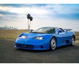 BUGATTI EB110 GT 1993 - USA | GIELDA KLASYKÓW