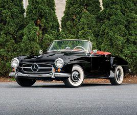 MERCEDES 190 SL 1959 - USA | GIELDA KLASYKÓW