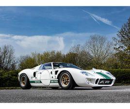 FORD GT40 1966 - UK | GIELDA KLASYKÓW