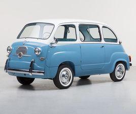 FIAT 600 MULTIPLA PULMINO 1963 - NIEMCY | GIELDA KLASYKÓW