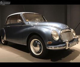 DKW F93 3=6 COUPE DELUXE - 1959