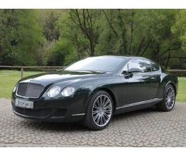 BENTLEY CONTINENTAL GT SPEED A GASOLINA NA AUTO COMPRA E VENDA