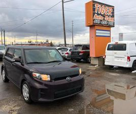 USED 2012 SCION XB **4 CYLINDER**AUTOMATIC**CERTIFIED