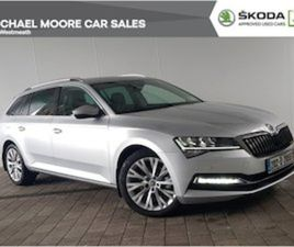 SKODA SUPERB COMBI STYLE 1.6TDI 120HP DSG FOR SALE IN WESTMEATH FOR €35950 ON DONEDEAL